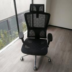 长红网布职员椅办公椅定制厂家