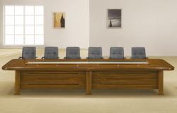 14人位实木会议桌