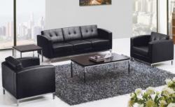 现代办公沙发钢架设计稳定耐用