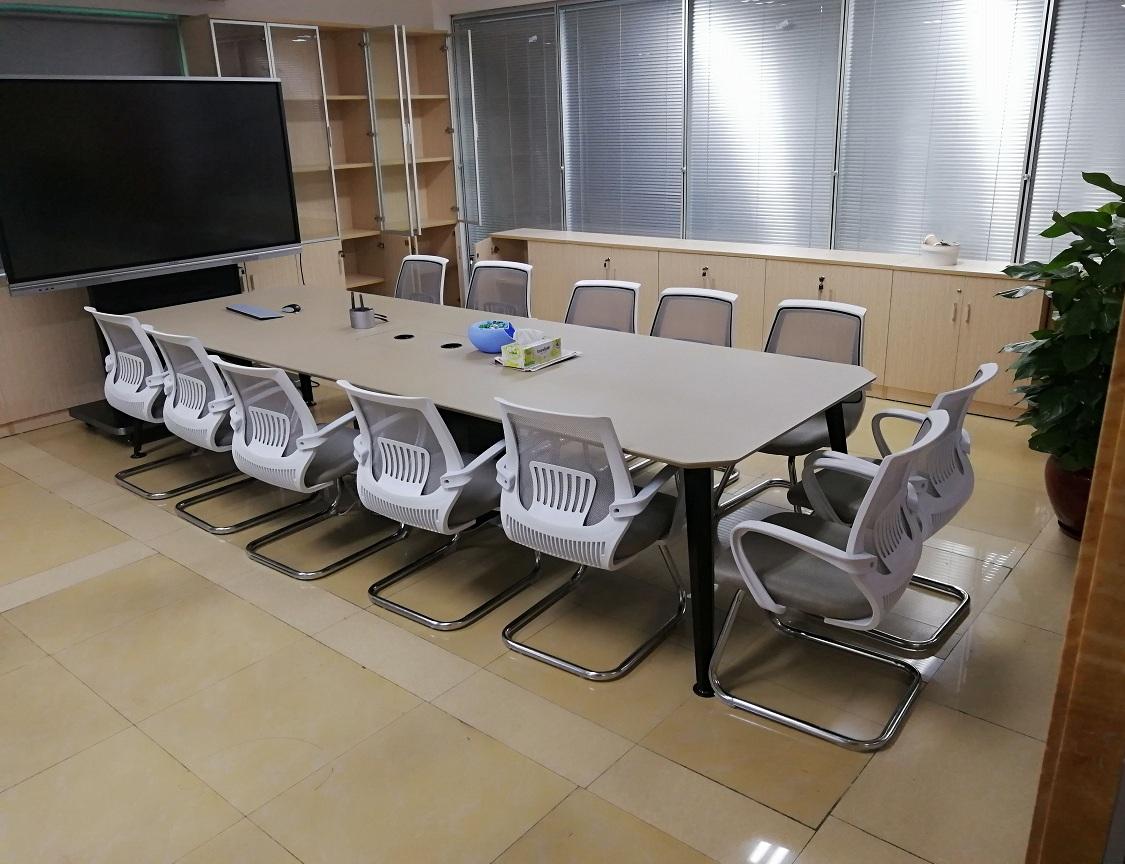 多媒体会议室办公家具