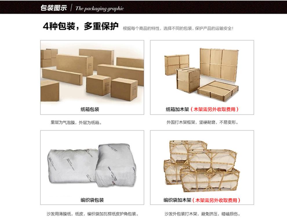 板式会议桌包装声明