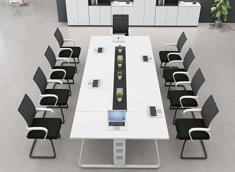 板式会议桌产品图