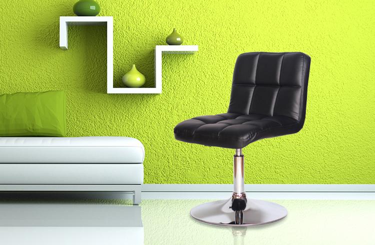 浅绿色办公家具设计风格